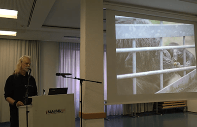 Lebenslänglich hinter Gittern: Der Frankfurter Zoo – Colin Goldner