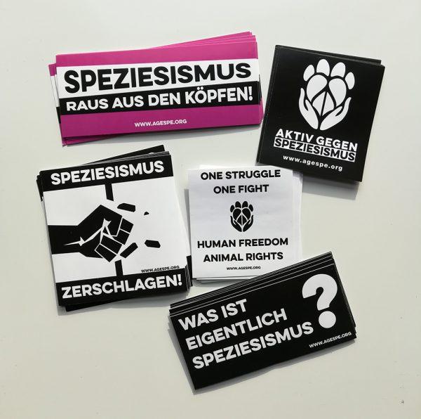AgeSpe Sticker Bundle