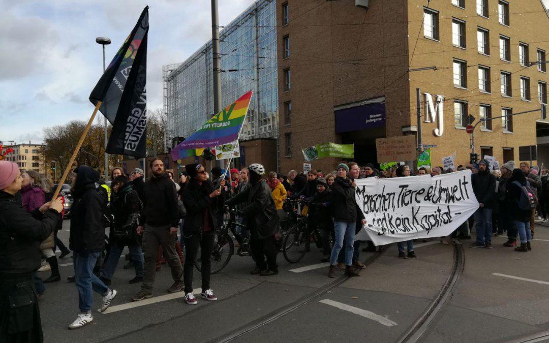Klimastreik Frankfurt