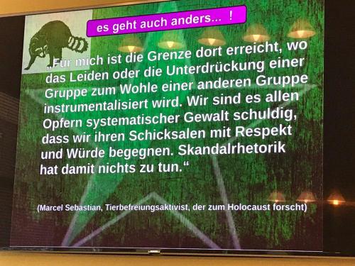 Vortrag vom Anarchistischen Kollektiv Glitzerkatapult